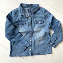 Рубашка джинсовая Kiabi