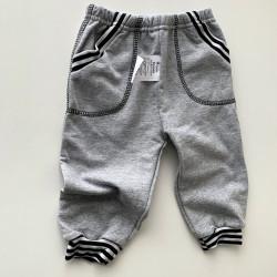 Хлопковые штанишки с начесом