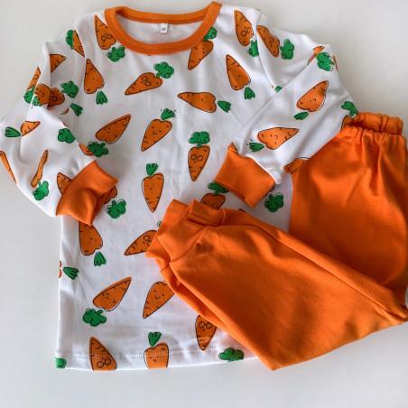 Пижама Морковки