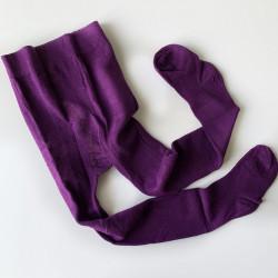 Колготки, цвет фиолетовый