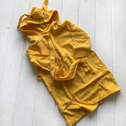 Халат Зайчик, цвет жёлтый