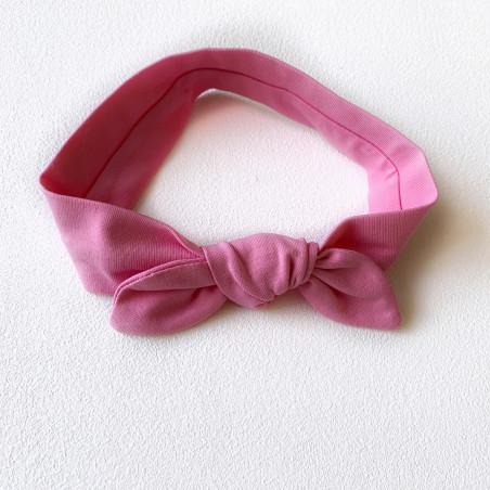 Повязка для девочки, цвет розовый
