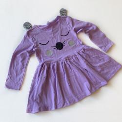 Платье с ушками, цвет...