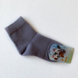 Носки, цвет серый, размер 16
