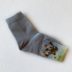 Носки, цвет светло-серый