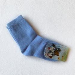 Носки, цвет светло-голубой,...