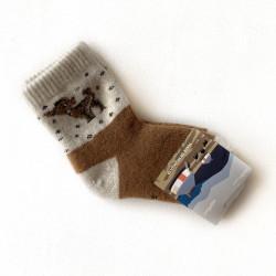 Носки шерстяные Оленёнок